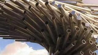 The Singing, Ringing Tree of Lancashire, England