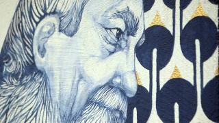 Berlin mural painter transforms her city through art