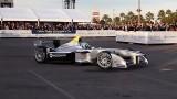 The world's first Formula-E car: Spark-Renault SRT 01E