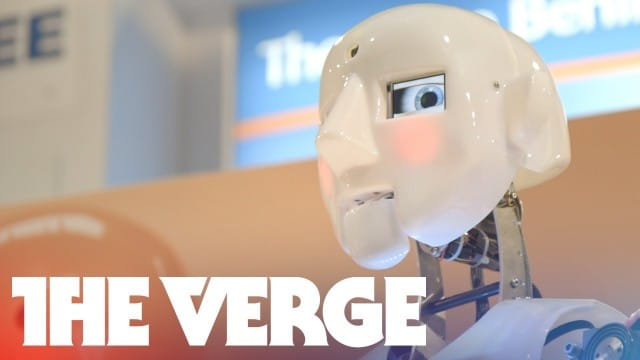 Anthropomorphism in Robots