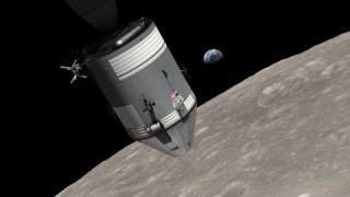 The 45th Anniversary of Earthrise(2013) –NASA