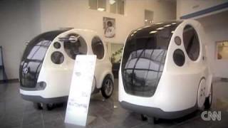 The AIRPod: The car that runs on compressed air