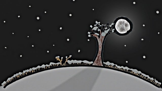 Why The Full Moon is Better in Winter – Minute Physics