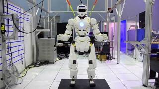 NASA's Valkyrie Superhero Robot