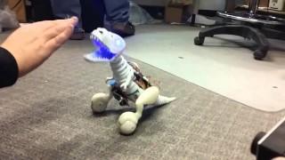 Boomer the Toy Dinosaur
