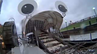 Mr. Trash Wheel, Baltimore's Trash-Collecting Water Wheel