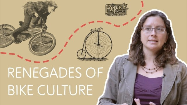 Renegades of Bike Culture or How Mountain Biking Was Invented