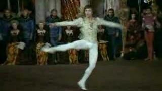 Ballet Swan Lake Fouetée: Nureyev and Fonteyn