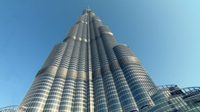 Burj Khalifa: The tech behind the world's tallest building