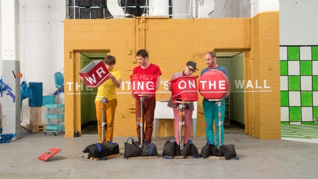 OK Go: The Writing's on the Wall