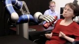 Paralyzed Woman Controls Robotic Arm With Thoughts