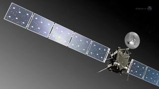 Landing on a comet: Rosetta Spacecraft & Philae robotic lander