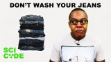 Sci Code: Don't Wash Your Jeans