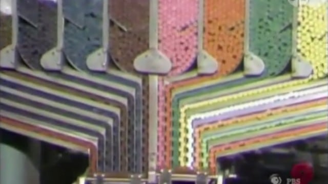 Mr Rogers: How Crayons Are Made