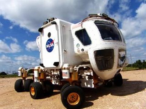 NASA's Rover of the Future