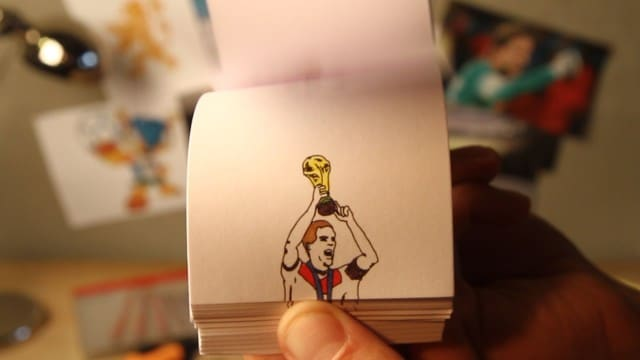 The World Cup Brazil 2014 Flip Books