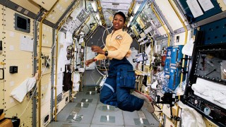 Dr. Mae Jemison, NASA Astronaut: I Wanted To Go Into Space