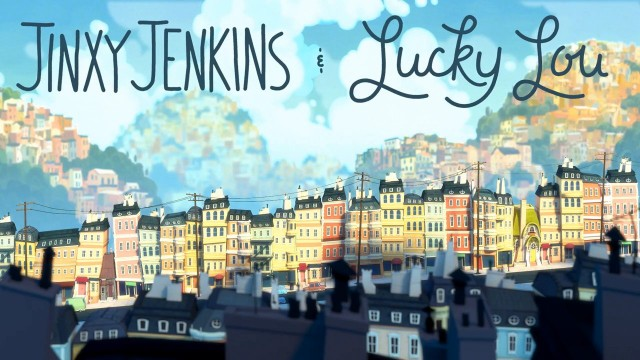 Jinxy Jenkins and Lucky Lou