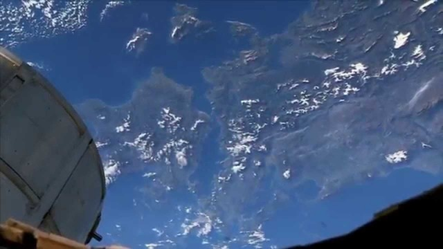 Earth Observations: Astronauts search for cities from ISS' Cupola