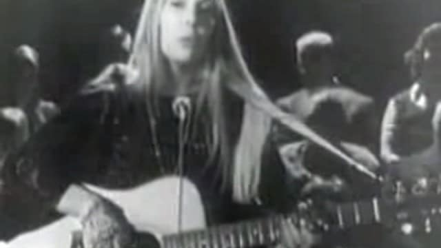 Joni Mitchell: The Circle Game
