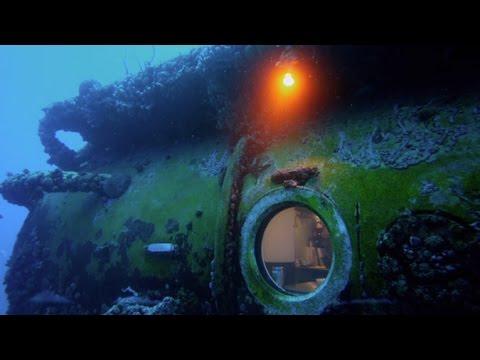 Two weeks under the sea at Aquarius Reef Base