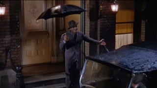 Musicless Musicvideo: Singin' in the Rain (without singing)