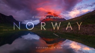 NORWAY: A Time-Lapse Adventure