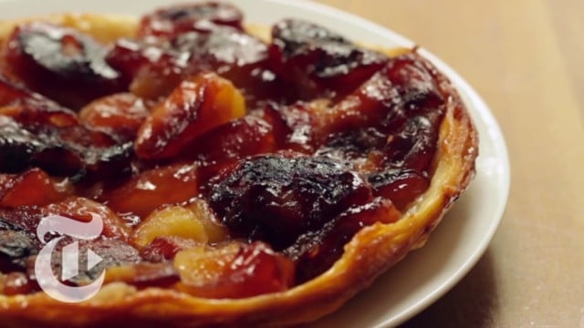 Recipe Lab: How to make a Caramelized Apple Tarte Tatin