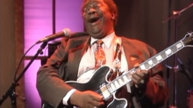 B.B. King & Lucille: Nobody Loves Me But My Mother