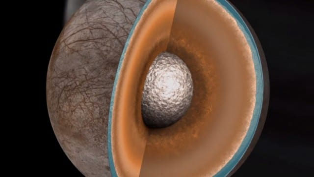 Ocean Moon, Ocean World: The water beneath Europa's icy surface