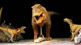 SciFri: The gigantic dinosaur puppets of Walking With Dinosaurs