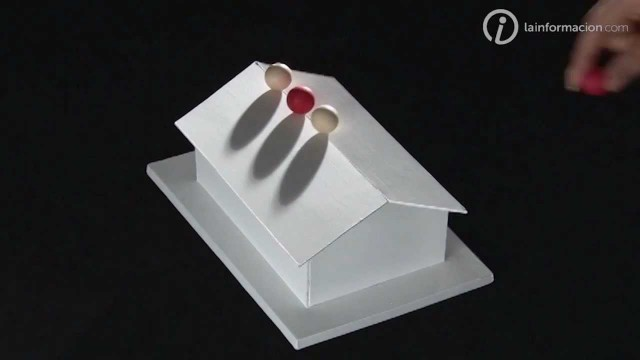 Kokichi Sugihara's Impossible Rooftop & Folding Ladder Illusions
