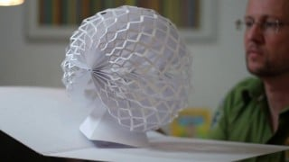 The Magic Moment: Work by paper engineer Peter Dahmen