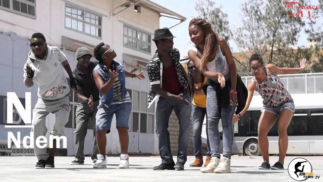 The Dance Hall: A-Z of African Dance