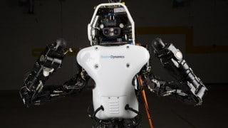 ATLAS Unplugged: Boston Dynamics' battery-powered robot