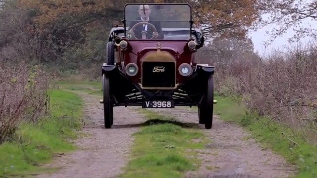 How to drive the Ford Model T –XCAR Films