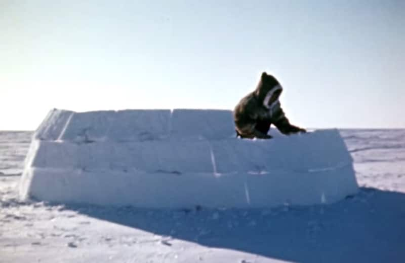 How to Build an Igloo (1949) – National Film Board of Canada