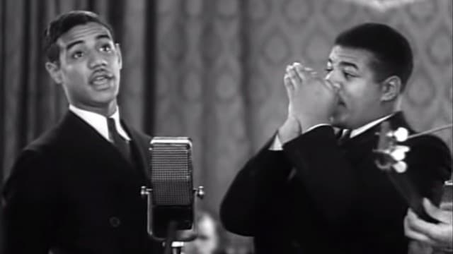 The Mills Brothers: Swing It, Sister (1934)