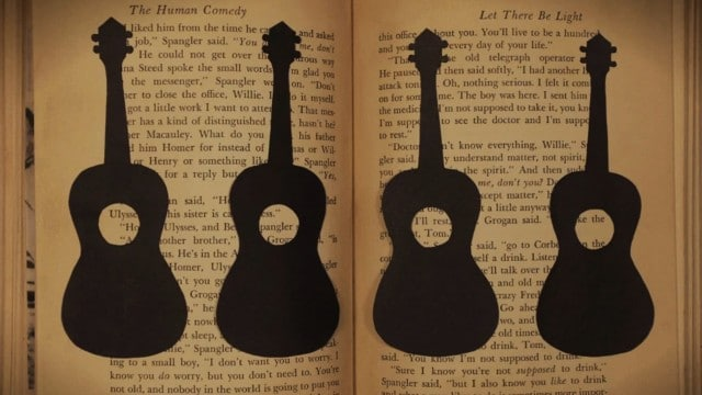 Mysteries of Vernacular: Ukulele