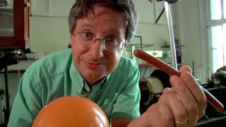 The Electric Sausage: A static electricity demonstration