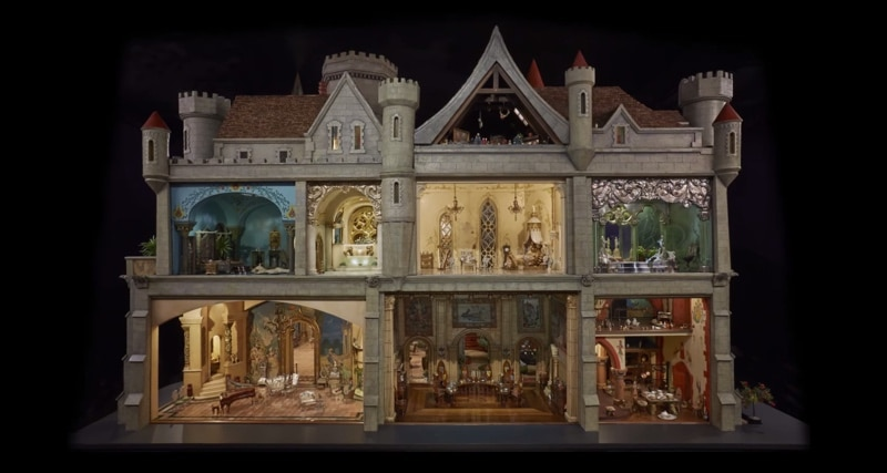 Colleen Moore S Fairy Castle Restoration At Msi Chicago