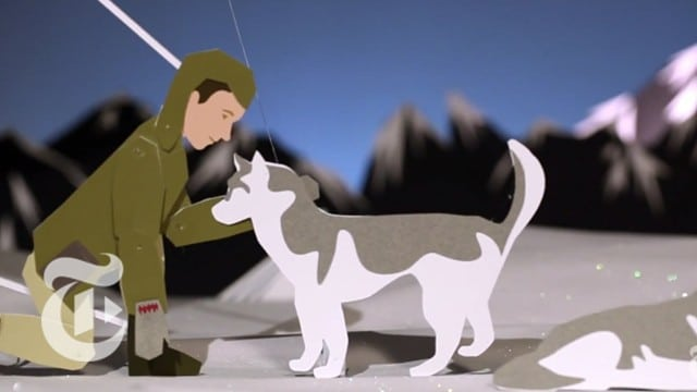 Animated Life: Pangea – The story of Alfred Wegener