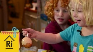 How to make bouncing eggs –ExpeRimental
