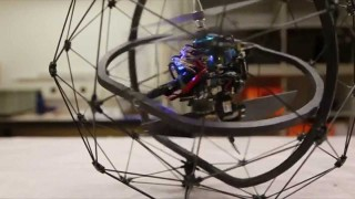 GimBall by Flyability: A collision-tolerant flying robot