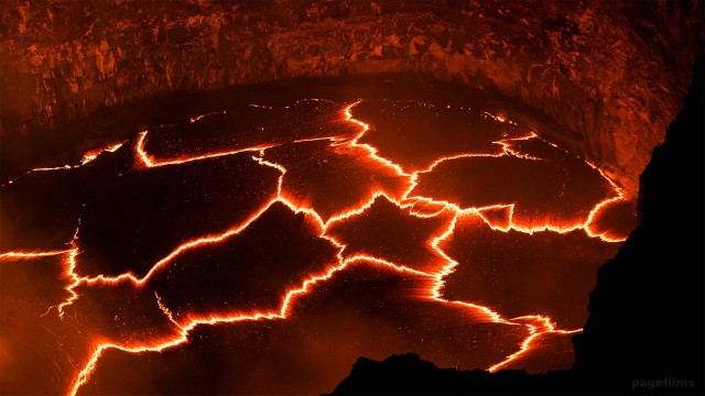 Kilauea – The Fire Within and Living with Lava