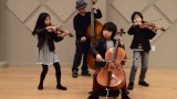 Joyous String Quartet: Firework and Vivaldi's Summer (Presto)