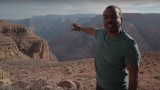 Reading Rainbow: LeVar Burton visits the Grand Canyon