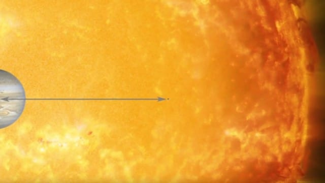 How Big Is The Sun? – MinutePhysics