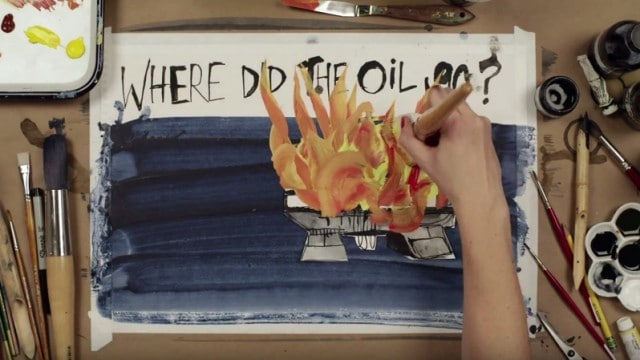Deepwater Horizon oil spill: Where did the oil go?