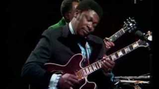 B.B. King – Live performance in Stockholm, Sweden (1974)